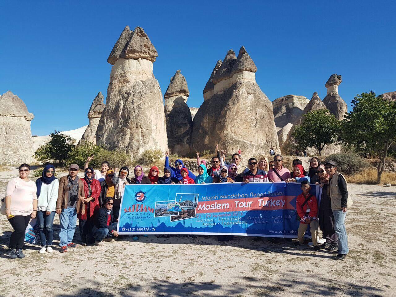 Paket Umroh Dan Muslim Tour Murah Jakarta Satriani Wisata