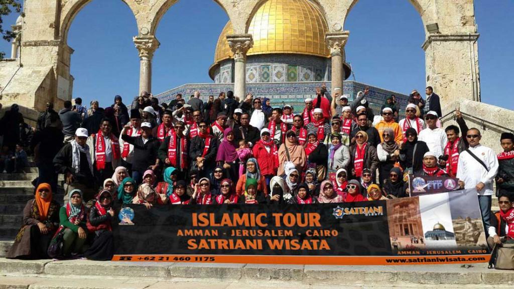 Muslim Tour Aqsho Jordan Idul Adha 2017
