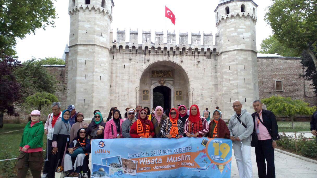 Muslim Tour Jordan - Jerussalem - Istanbul (17)