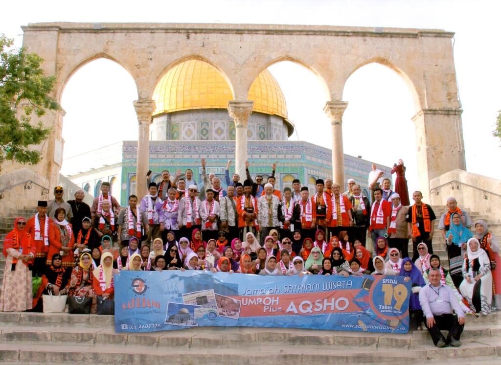 Umroh Visa Transit Aqsho