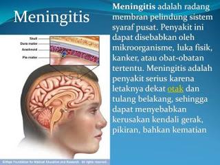 pentingnya suntik vaksin meningitis