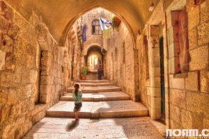 child-jewish-quarter-jerusalem