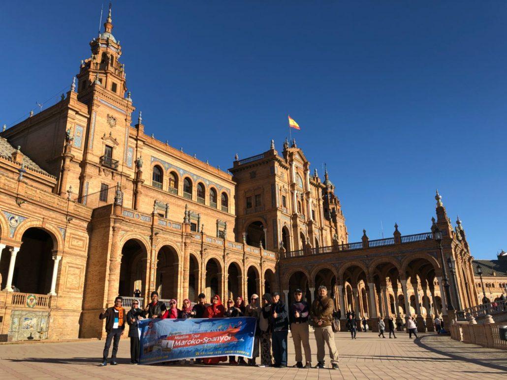 Muslim Tour Spanyol Maroko Portugal
